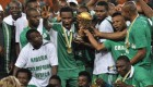 Nigerian Super Eagles wins AFCON 2013