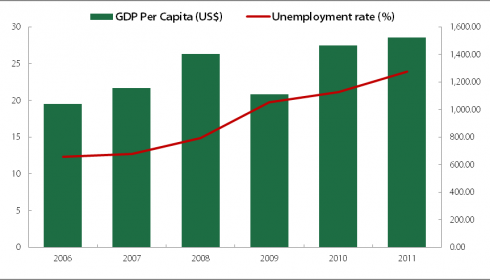 Nigerian economic performance variables should focus on human development indicators